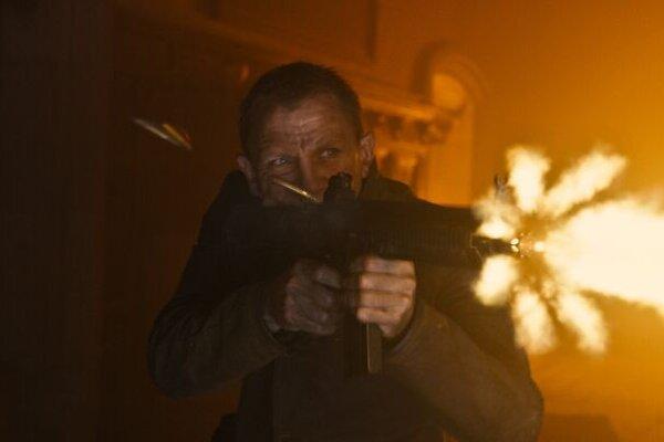 """кадры и фото из фильма 007: Координаты """"Скайфолл"""""""