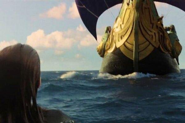 кадры и фото из фильма Хроники Нарнии: Покоритель зари