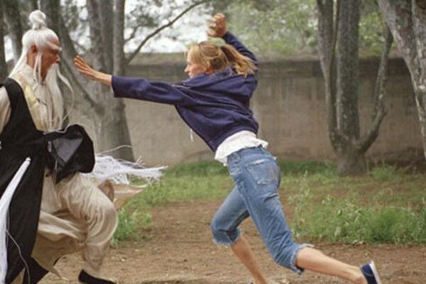 кадры и фото из фильма Убить Билла 2