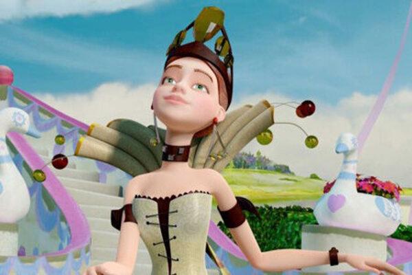 кадры и фото из фильма Новые приключения Аленушки и Еремы