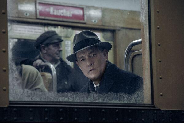 кадры и фото из фильма Шпионский мост