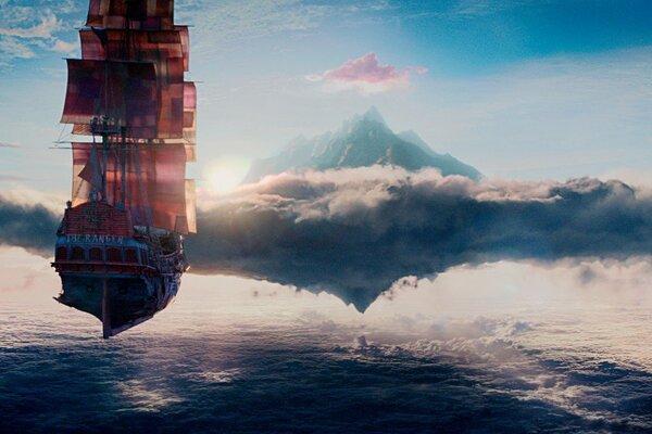 кадры и фото из фильма Пэн: Путешествие в Нетландию 3D