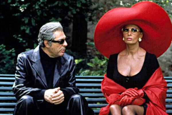кадры и фото из фильма Высокая мода