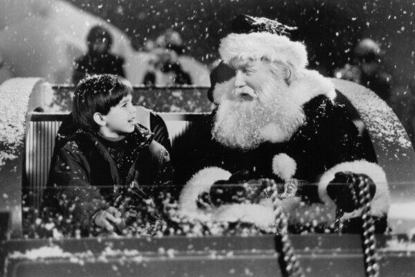 кадры и фото из фильма Санта Клаус
