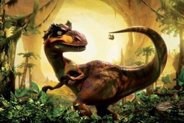 кадры и фото из фильма Ледниковый период 3: Эра динозавров