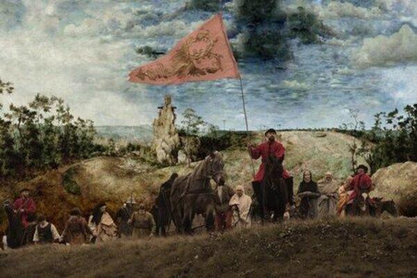 кадры и фото из фильма Мельница и крест