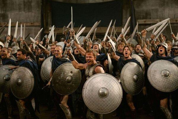 кадры и фото из фильма Война богов: Бессмертные