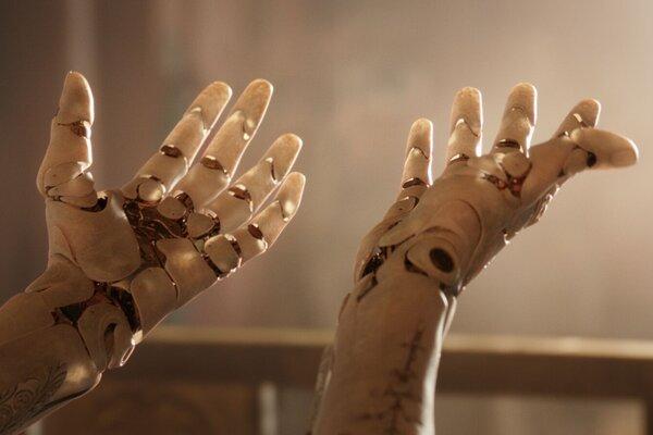 кадры и фото из фильма Алита: Боевой ангел