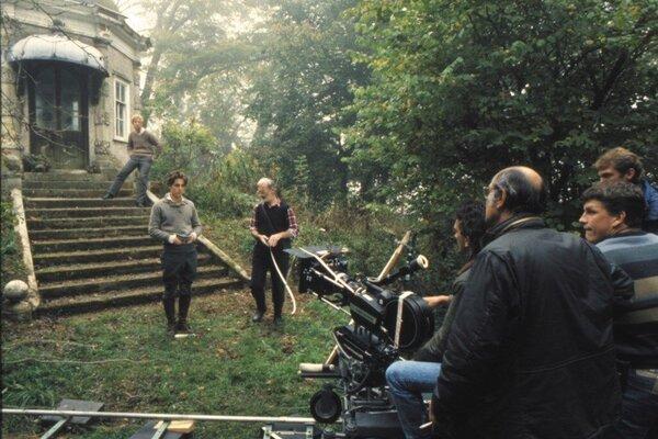 кадры и фото из фильма Морис