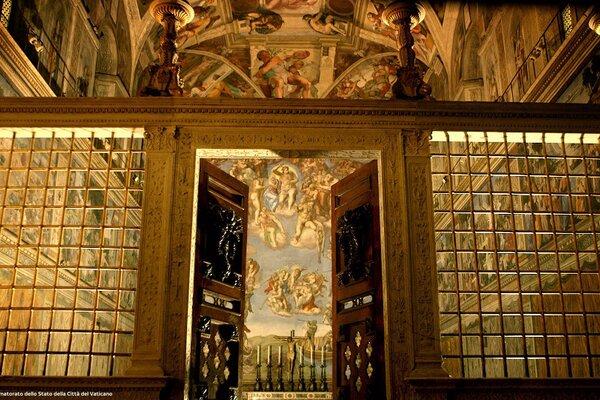 кадры и фото из фильма Музеи Ватикана