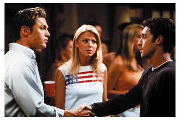 кадры и фото из фильма Американский пирог 2