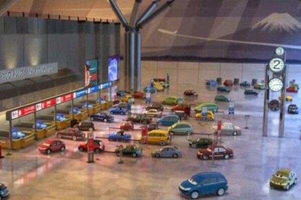 кадры и фото из фильма Тачки 2