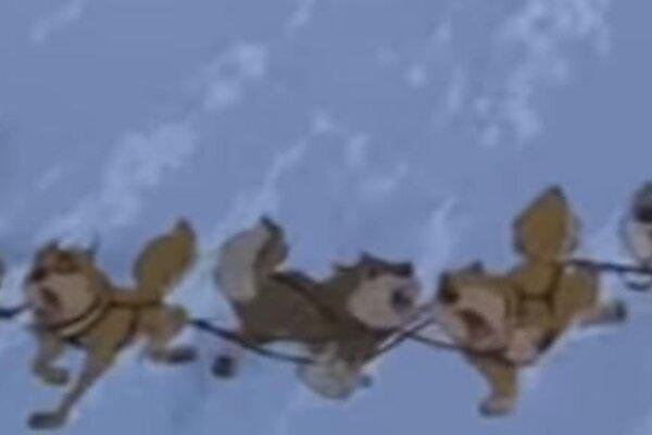 кадры и фото из фильма Балто