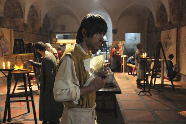 кадры и фото из фильма Декамерон