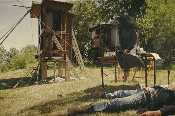 кадры и фото из фильма Менандрос и Таис