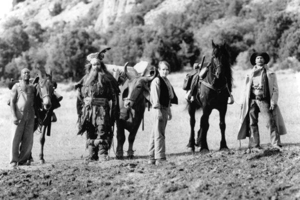 кадры и фото из фильма Легенды дикого запада