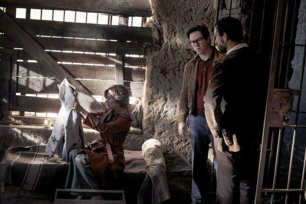 кадры и фото из фильма Все деньги мира