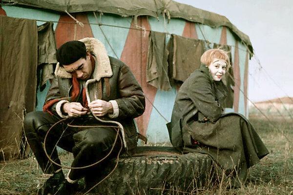 кадры и фото из фильма Дорога