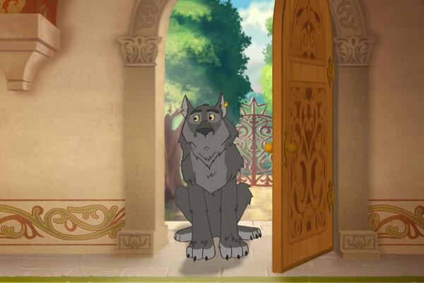 кадры и фото из фильма Иван Царевич и Серый Волк 3D