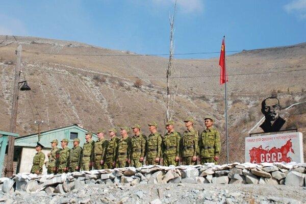 кадры и фото из фильма Тихая застава