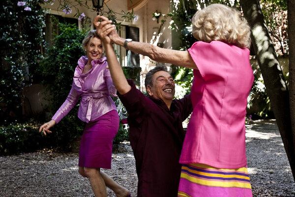 кадры и фото из фильма Джанни и женщины