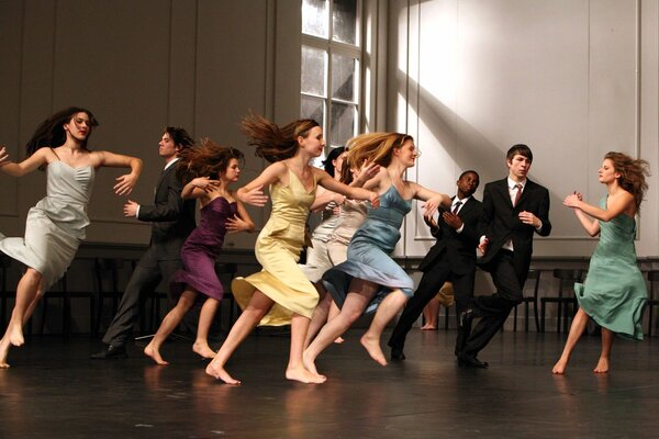 кадры и фото из фильма Пина. Танцующие мечты