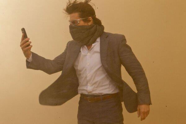 кадры и фото из фильма Миссия Невыполнима: Протокол Фантом