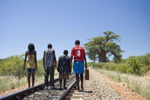 кадры и фото из фильма Большие приключения в Африке