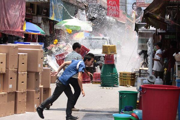 кадры и фото из фильма Неразбериха в Таиланде