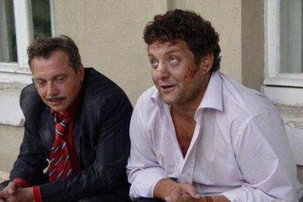 кадры и фото из фильма Руд и Сэм