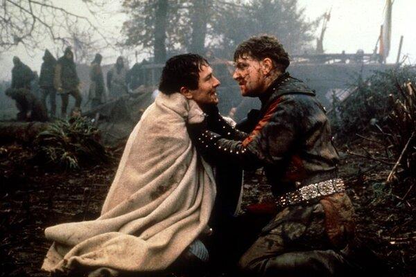 кадры и фото из фильма Король Генрих V