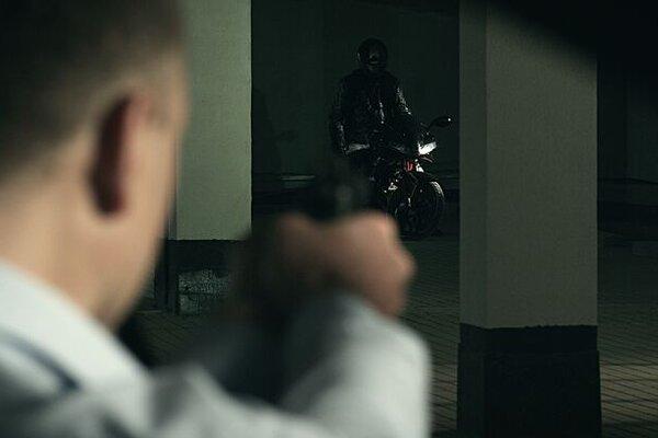 кадры и фото из фильма Код Каина