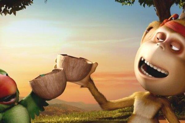 кадры и фото из фильма Братва из джунглей