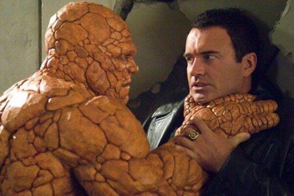 кадры и фото из фильма Фантастическая четверка 2: Вторжение Серебряного Серфера