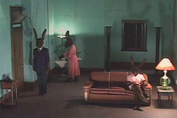 кадры и фото из фильма Кролики
