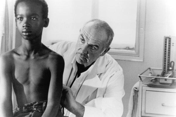 кадры и фото из фильма Хороший человек в Африке
