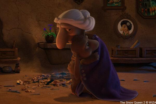 кадры и фото из фильма Снежная Королева 2: Перезаморозка 3D