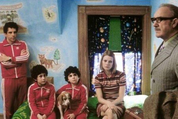 кадры и фото из фильма Семейка Тененбаум