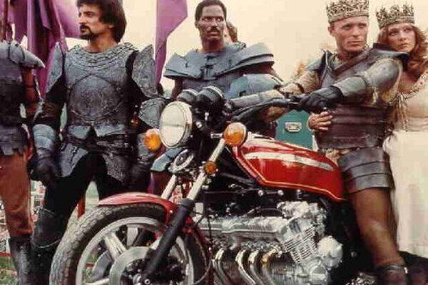 кадры и фото из фильма Рыцари-наездники