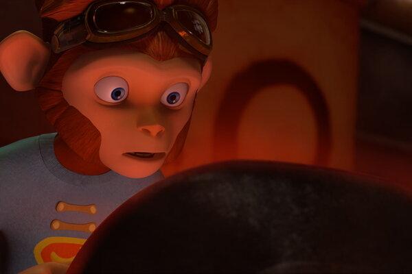 кадры и фото из фильма Спарк. Герой вселенной