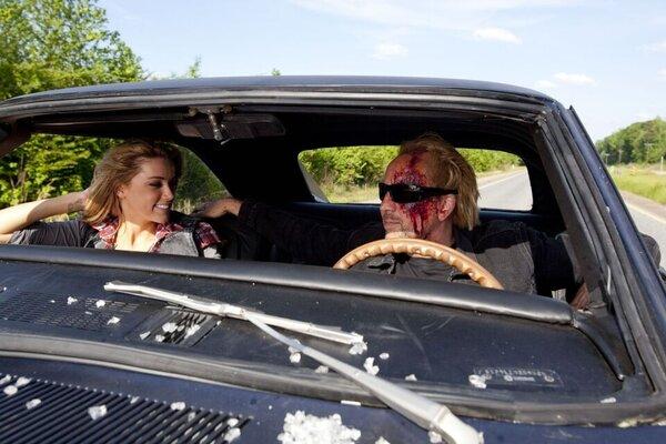 кадры и фото из фильма Сумасшедшая езда