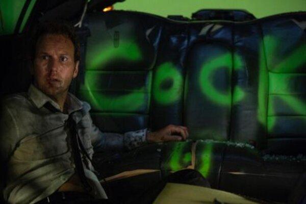 кадры и фото из фильма Драйвер на ночь