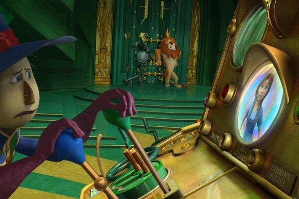 кадры и фото из фильма Оз: Возвращение в Изумрудный город 3D