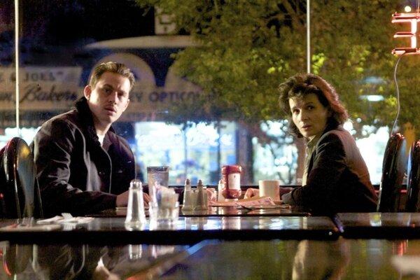 кадры и фото из фильма Опасный квартал