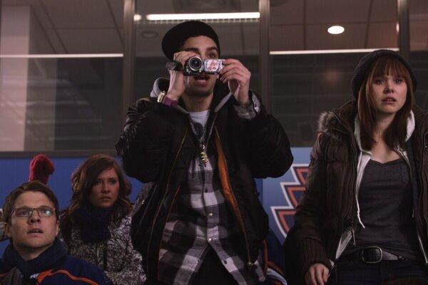кадры и фото из фильма Вышибала