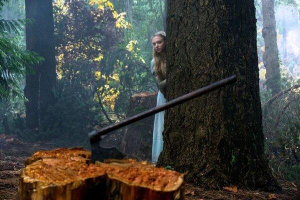 кадры и фото из фильма Красная шапочка