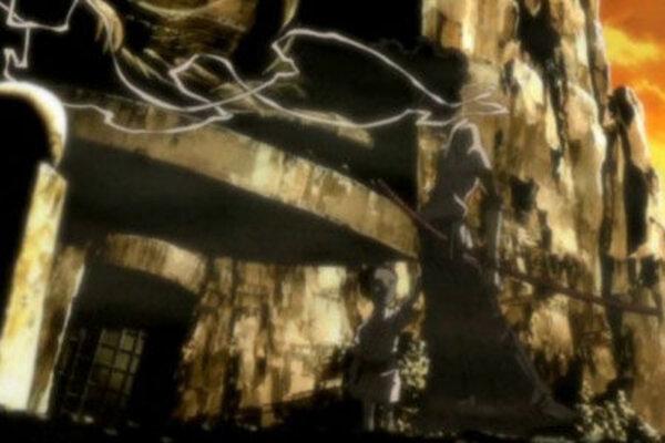 кадры и фото из фильма Афросамурай