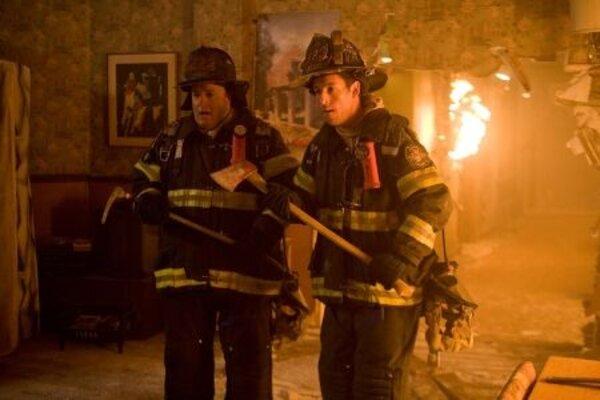 кадры и фото из фильма Чак и Ларри: пожарная свадьба