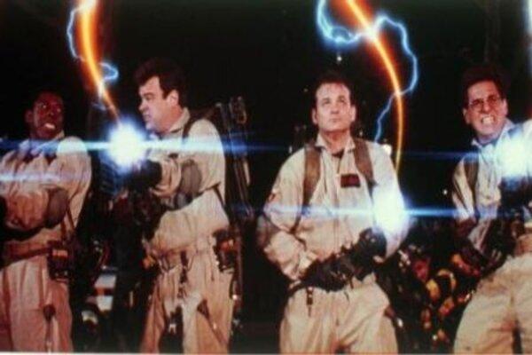 кадры и фото из фильма Охотники за привидениями 2