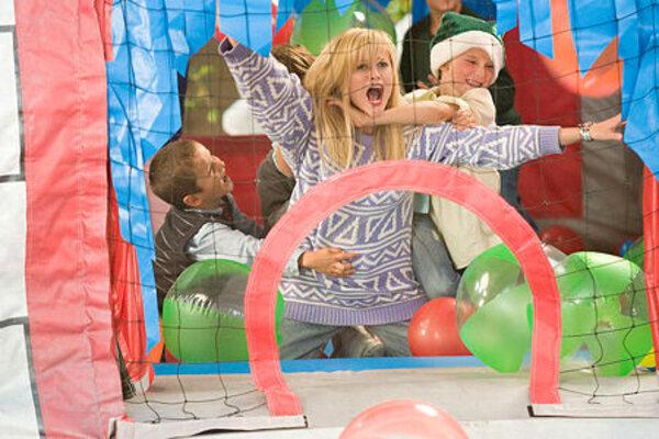 кадры и фото из фильма Четыре Рождества